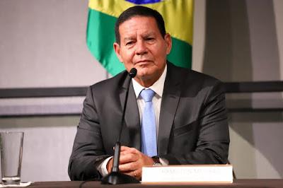 Mourão Presidente do Brasil