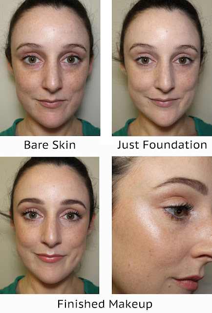 5 Days of Foundation: Giorgio Armani Luminous Silk Foundation review #5daysoffoundation