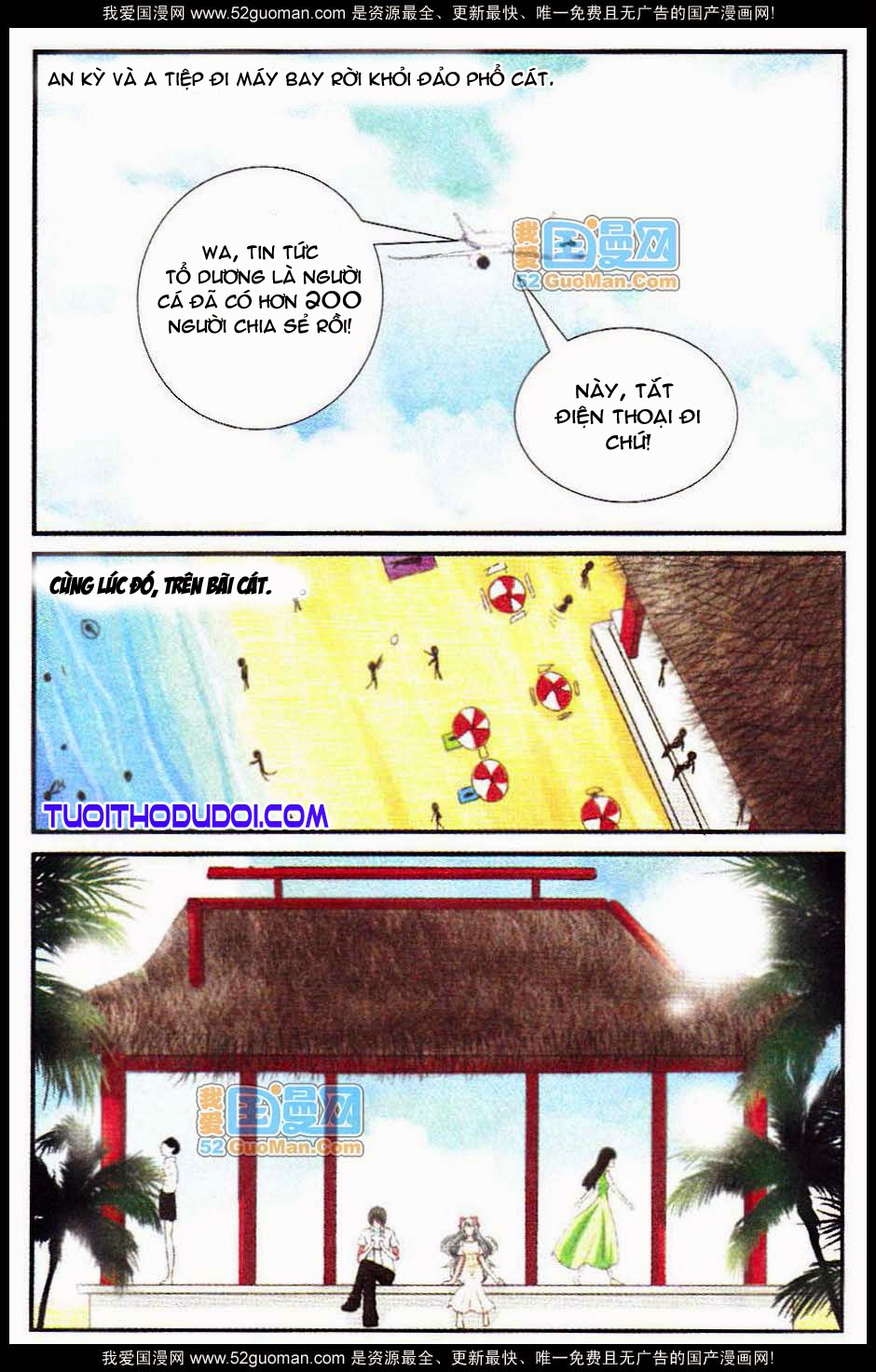 Ngư Tổ Thần Châu Chap 14 - Next Chap 15