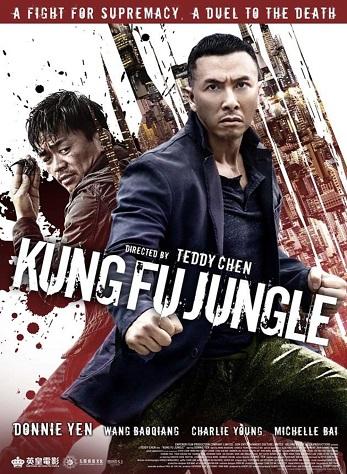 Kung Fu Jungle-Sát