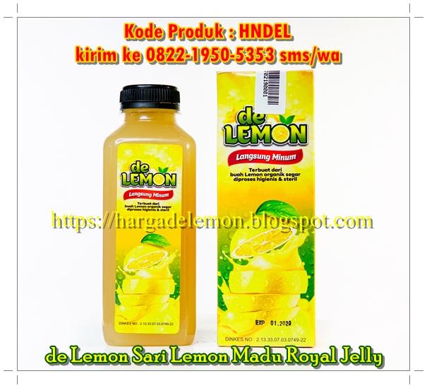Manfaat De Lemon Untuk Mengobati Radang Tenggorokan Lengkap Dengan Testimoni