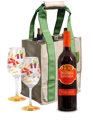 Sangria Party Tote  sc 1 st  Gift Basket Experts & Gift Basket Experts: Sangria Party Tote