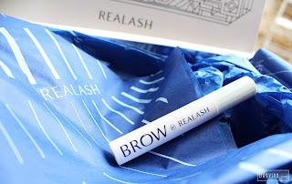 BROW by REALASH - odżywka do brwi. 3 miesiące czas start!