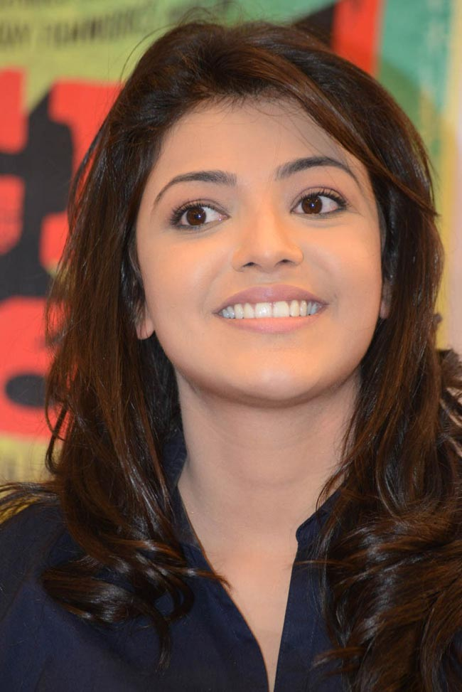 Kajal Agarwal Latest Photos at Special 26 Movie Promotion ...