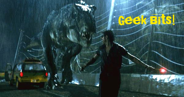 Geek Bits: Jurassic Park and Superman in 3D, Doctor Who in ...