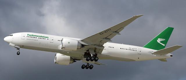 ucuz türkmenistan uçak bileti