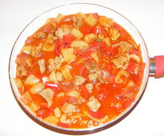 retete tocana de carne cu legume, retete de mancare, retete culinare, mancaruri cu carne si legume, preparate din carne si legume, tocanita,
