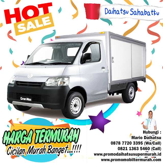 daihatsu gran max pick up box
