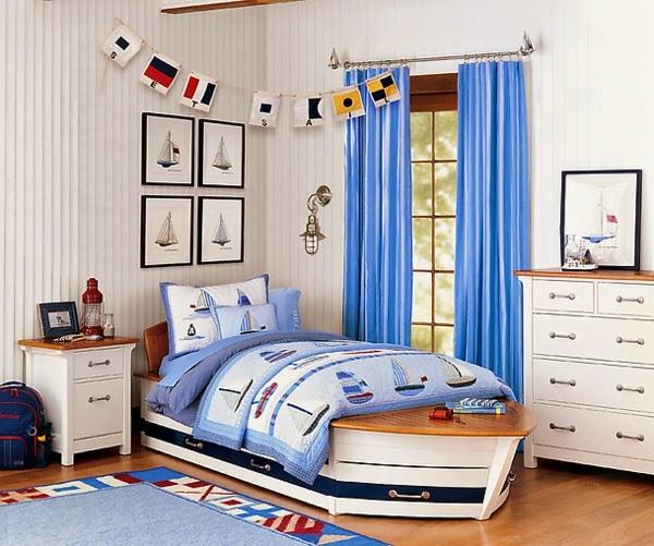 dormitorio temática piratas