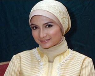 natalia sarah artis cantik mualaf