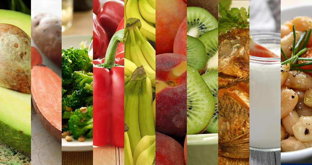 اغذية تعالج ارتفاع ضغط الدم