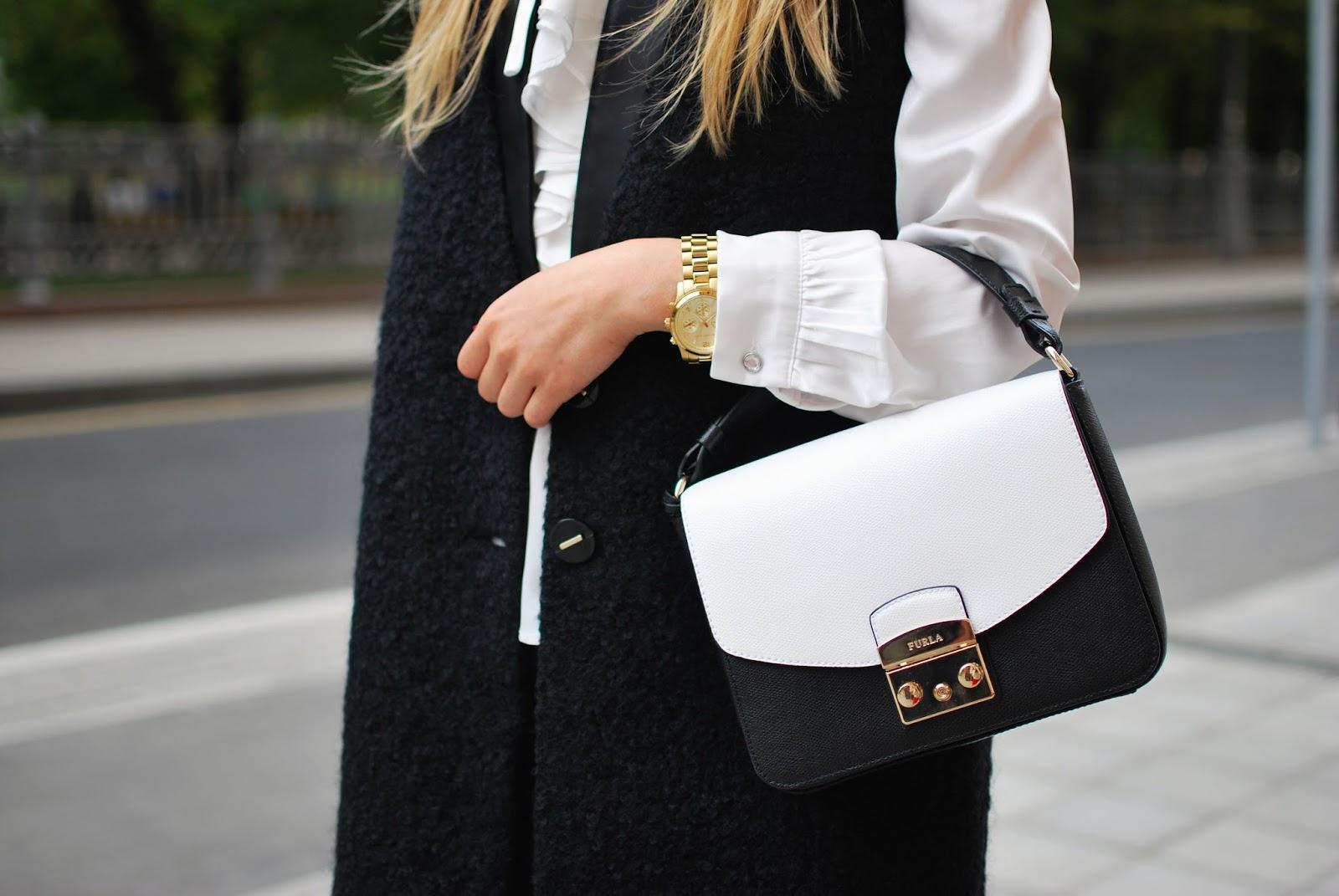 fashion bag furla, furla bag,уличная мода осень 2015,тренды осени