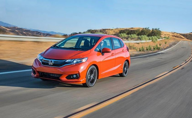 2018 Honda Fit Redesign