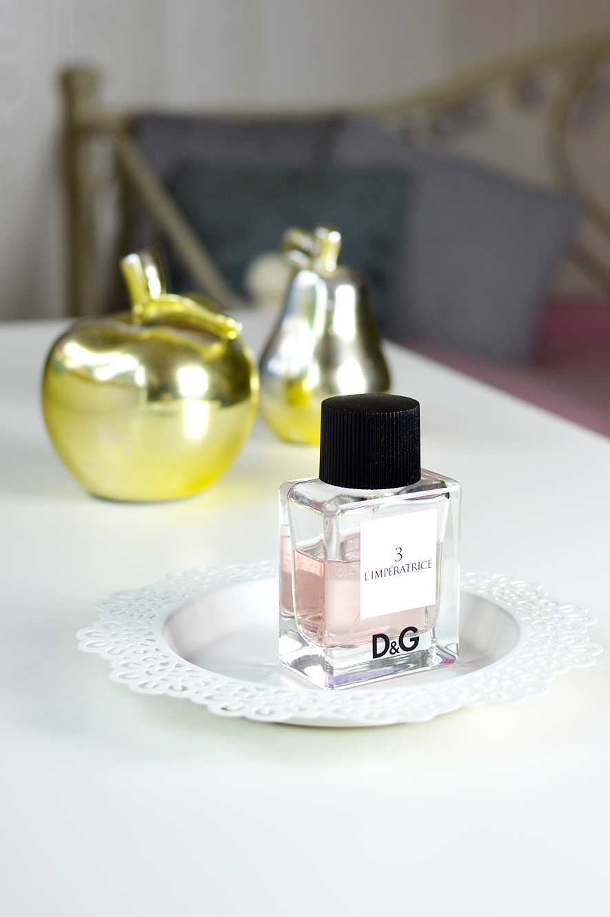 moje ulubione perfumy, D&G L'imperatrice 3