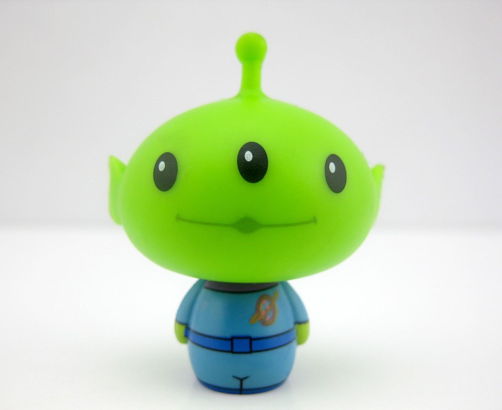 toy story funko pint size heroes alien
