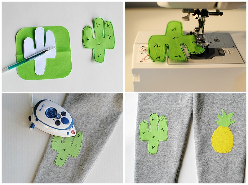 Trash to couture diy elbow patches the cactus patch using the twill iron on patches cut out interesting shapes and designs so many options here try basic templates like stars and hearts maxwellsz