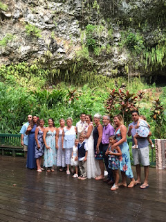 Larry LaSota Kauai Wedding Minister Fern Grotto Weddings