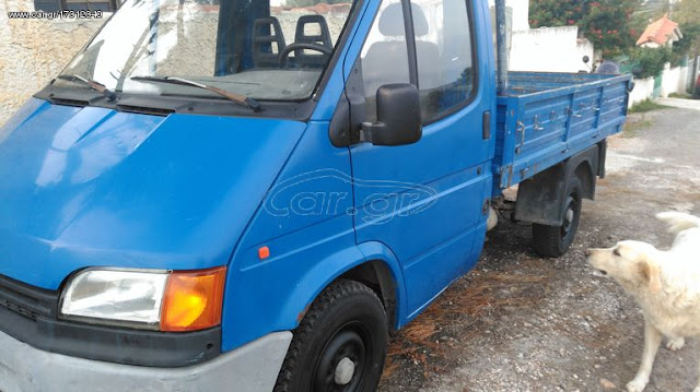 Πωλείται μελισσοκομικό Ford Transit '95 στην Αττική