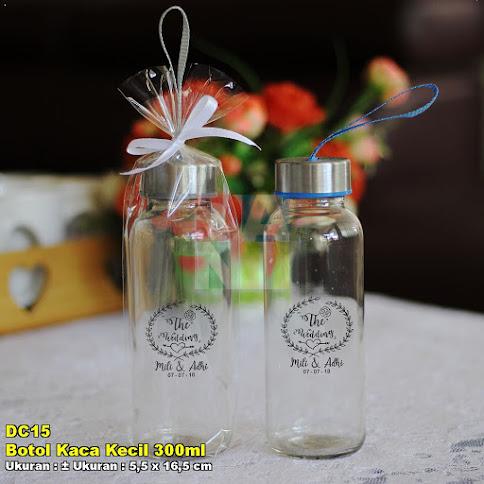 Botol Kaca Kecil 300ml