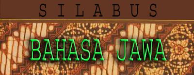 Silabus Bahasa Jawa SD Kurikulum 2013