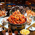 Hooked@Edge Seafood Buffet, Pan Pacific Hotel Singapore