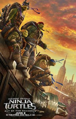 Teenage Mutant Ninja Turtles: Out of the Shadows (2016) Movie Reviews