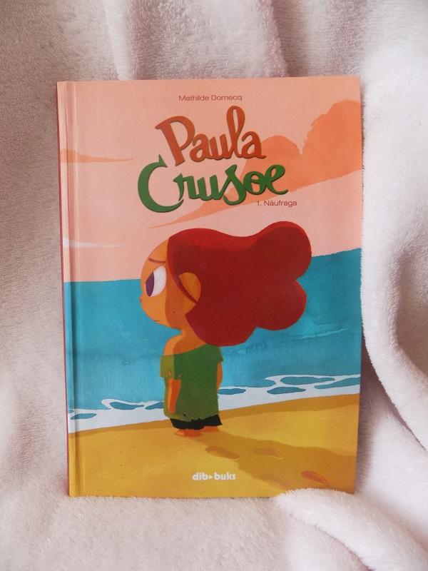 Paula Crusoe 1, Naugrafa