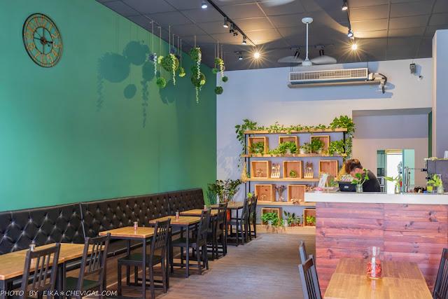 MG 3543 - 熱血採訪│蔚蒔Dunch午晚餐,隱藏版花草森林系餐廳新開幕!餐點好吃份量有誠意