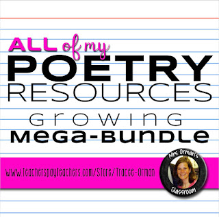 Poetry bundle: A growing bundle of all my poetry resources
