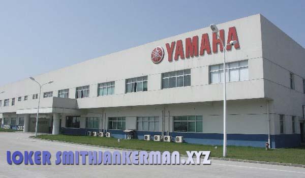 Lowongan Kerja PT Yamaha Indonesia Motor Manufacturing Januari 2019
