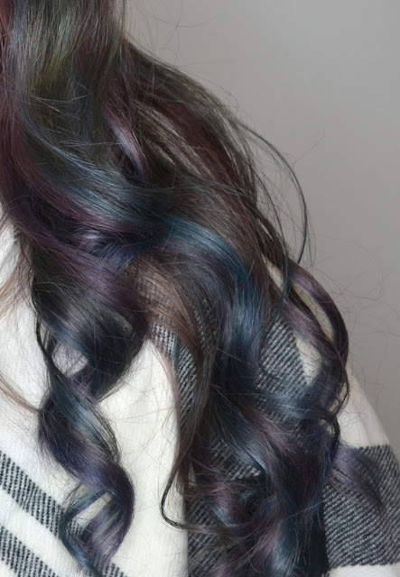 Aveda Oil Slick Hair
