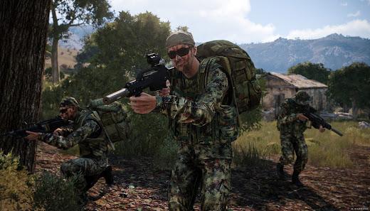 Arma3用現代軍MODのALICEバックパック