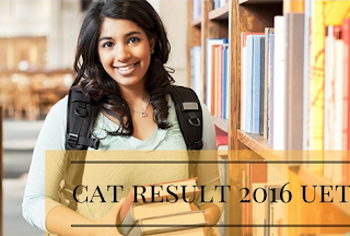 cat result 2016 uet