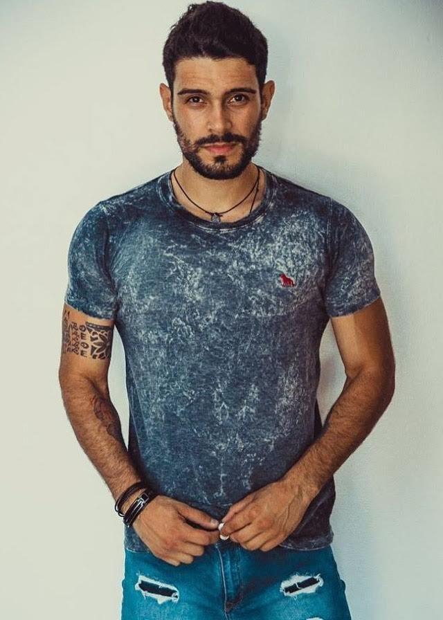Mister Pampa Gaúcho CNB 2018 • Gabriel Souza, 25 anos • Foto: Divulgação/LV Assessoria