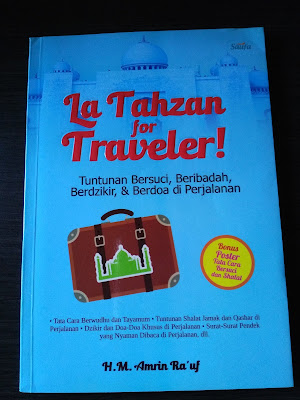 Cover Buku La Tahzan For Traveler