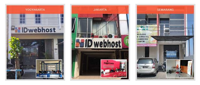 alamat IDWebhost