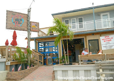 The Surfing Pig Seafood and BBQ Restaurant in North Wildwood, New Jersey