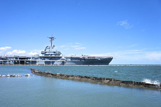 Texas State Aquarium 25th anniversary - Visit Corpus Christi - USS Lexington