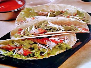 Gambar Resep Tacos Ayam
