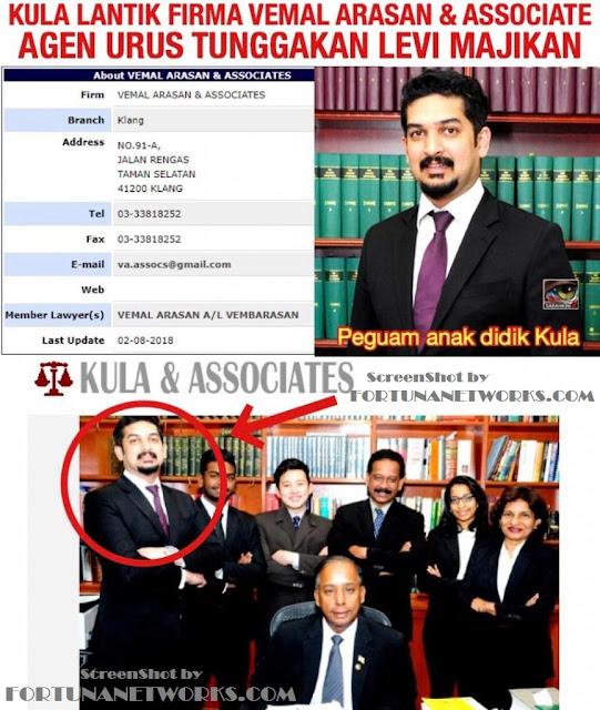 """<img src=""""#Menteri DAP@Kulasegaran& HINDRAF.jpg"""" alt=""""Menteri DAP@Kulasegaran Nafi,Tetapi CEO HRDF Sahkan Firma Guaman 'Anak Didik Kula' Dilantik Peguam di HRDF"""">"""