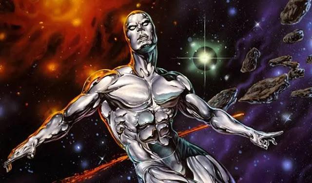 Asal-Usul dan Kekuatan Silver Surfer dalam Komik Marvel