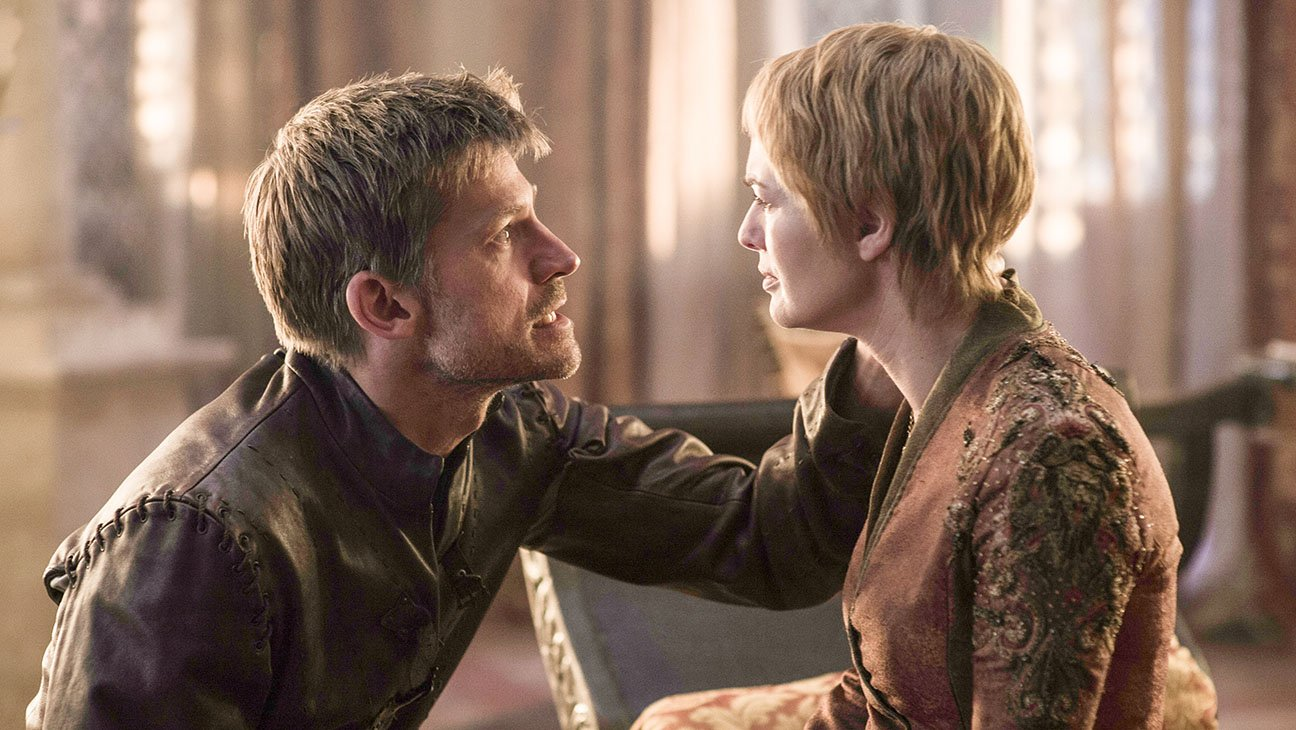 Jamie y Cersei Game of Thrones Lannister