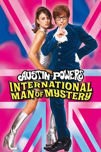 Austin Powers: International Man of Mystery (1997) ταινιες online seires oipeirates greek subs