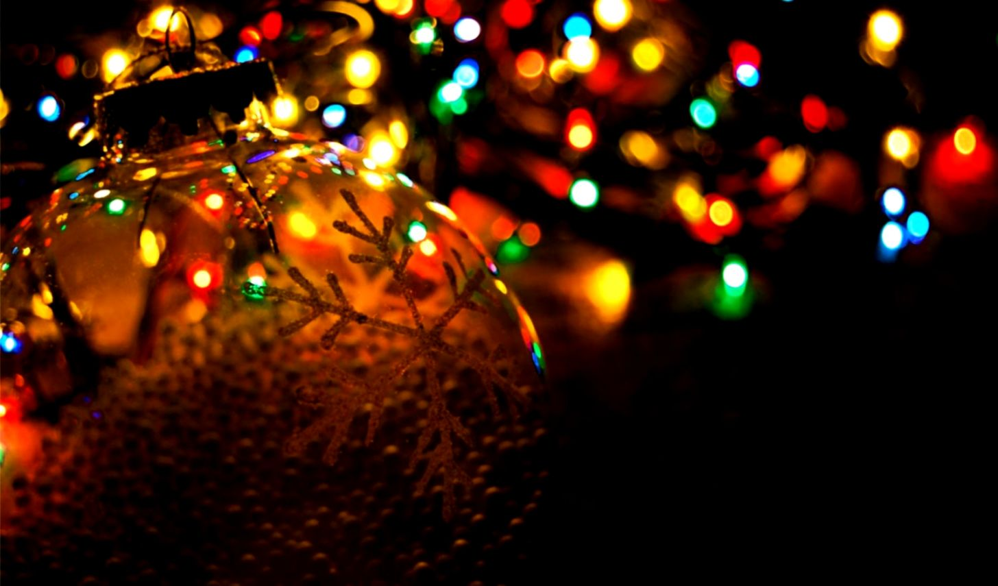 Christmas Lights Wallpapers Wallpapers Colorful