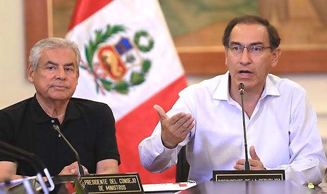 Los resultados favorables del referéndum le dan un fuerte espaldarazo al gobierno de Martín Vizcarra