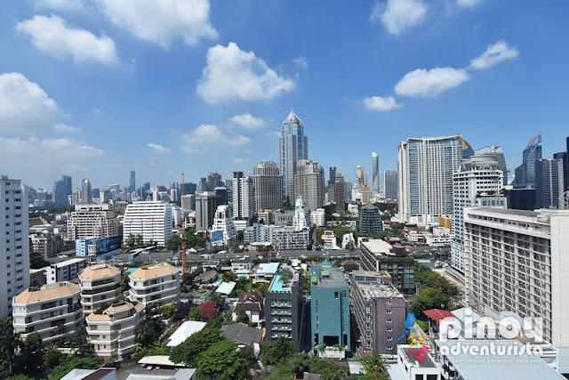 BEST ROOF TOP SWIMMING POOLS IN BANGKOK