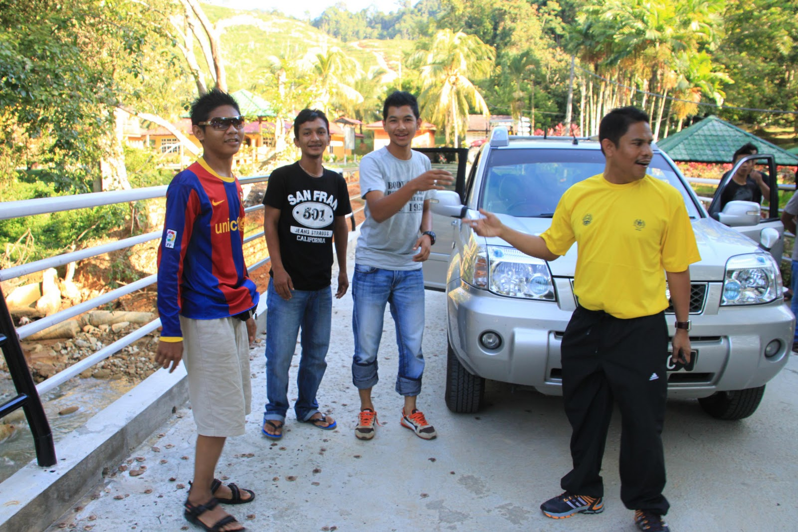 Dato56 Dato Kelenjeridze: YB DATUK MOHD TAJUDIN ABDULLAH: Melawat Dato' Johari