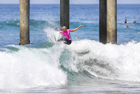 11 Sage Erickson Vans US Open of Surfing foto WSL Kenneth Morris