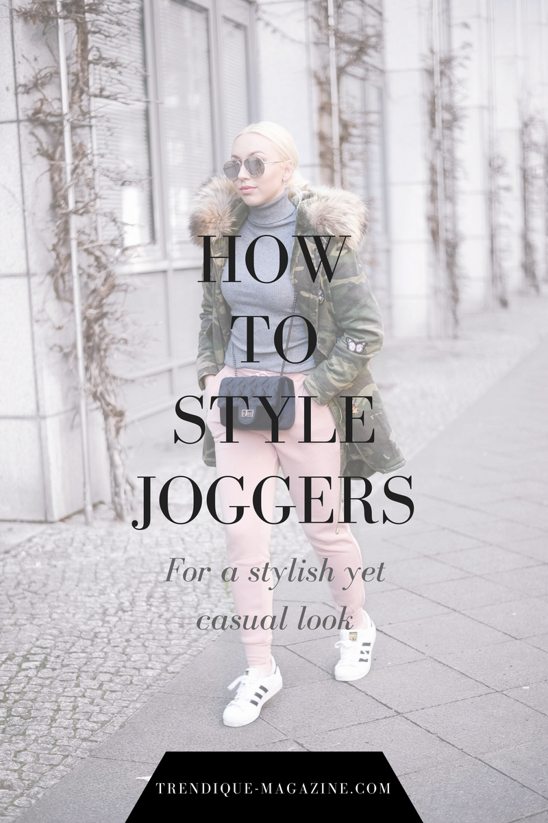 how to style joggers_joggers streetstyle