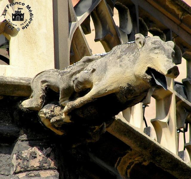COLMAR (68) - Collégiale Saint-Martin (XIIe-XVe siècles)